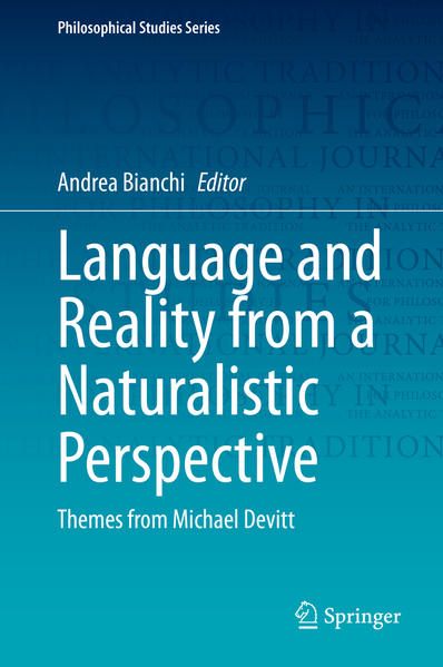 Language and Reality from a Naturalistic Perspective als Buch (gebunden)