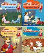 Nelson Mini-Bücher: Unser Sandmännchen: Gute-Nacht-Geschichten 5-8 (Einzel/WWS)