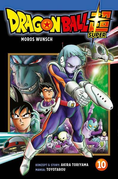 Dragon Ball Super 10 als Taschenbuch