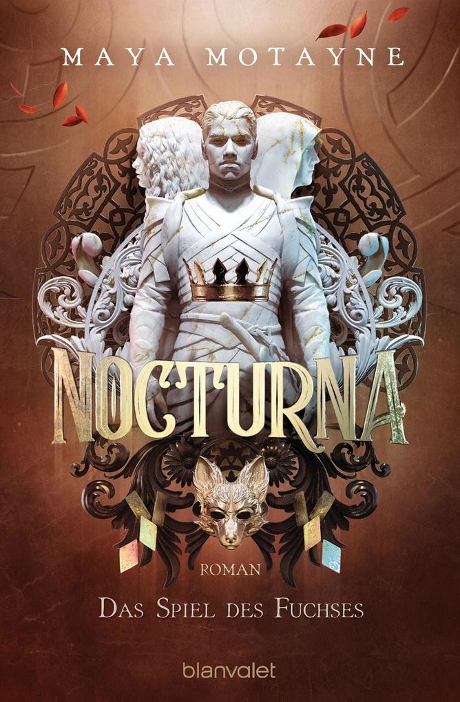 Nocturna - Das Spiel des Fuchses als Taschenbuch