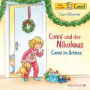Conni und der Nikolaus / Conni im Schnee