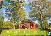 Traumhaftes Schweden: Weites Land im Norden Europas (Wandkalender 2021 DIN A3 quer)