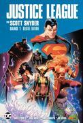 Justice League von Scott Snyder (Deluxe-Edition)
