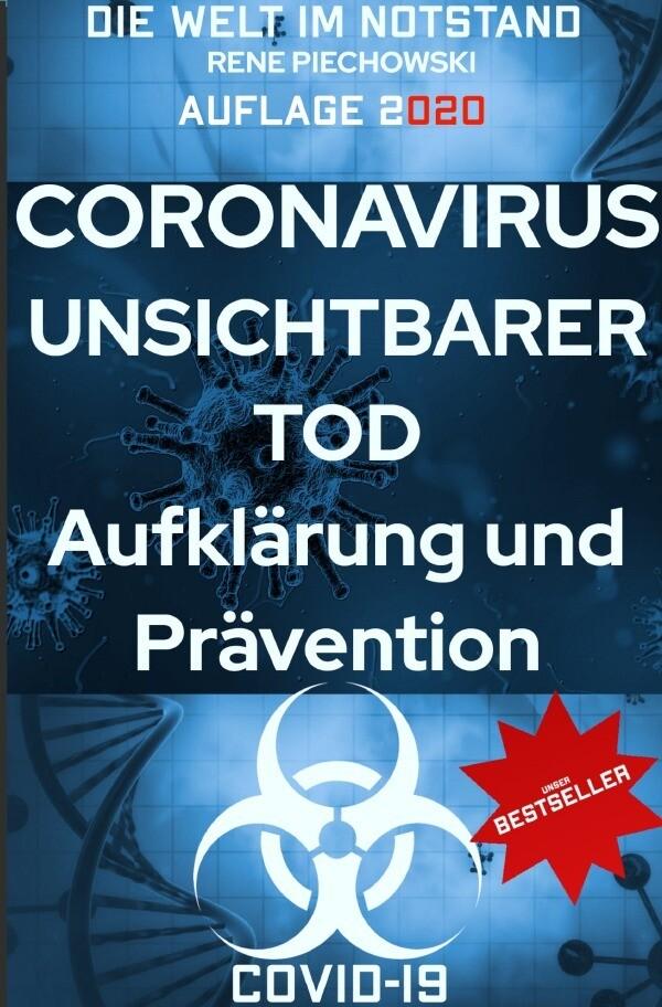 Coronavirus Unsichtbarer Tod Auflage 2 als Buch (kartoniert)