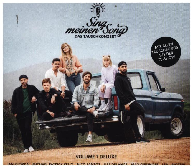 Sing Meinen Song-Das Tauschkonzert Vol.7 Deluxe als CD