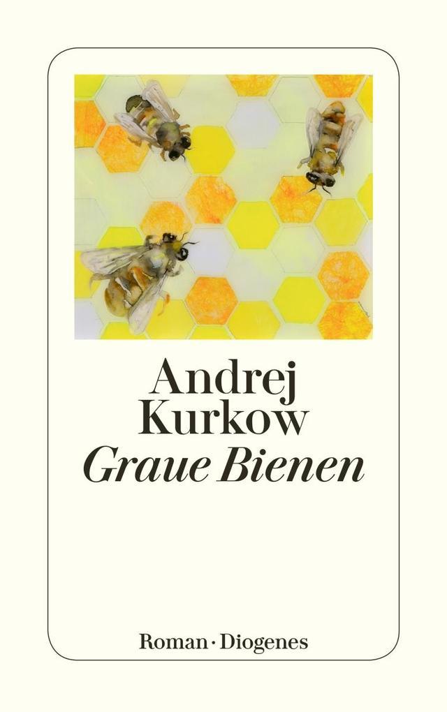 Graue Bienen als Taschenbuch