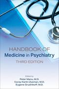 Handbook of Medicine in Psychiatry
