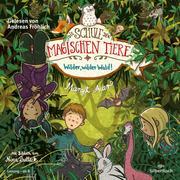 Die Schule der magischen Tiere 11: Wilder, wilder Wald!