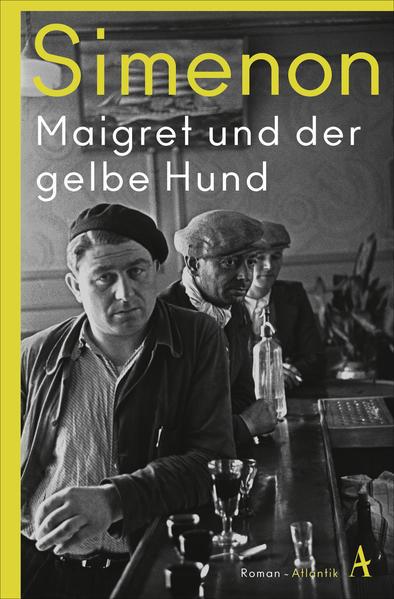 Maigret und der gelbe Hund als Taschenbuch