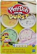 Hasbro E8061EU40 - Play Doh Color Burst Ice Cream Knete