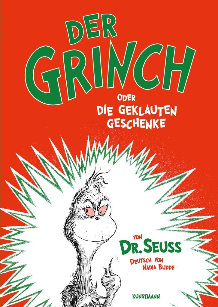 Der Grinch als Buch (gebunden)