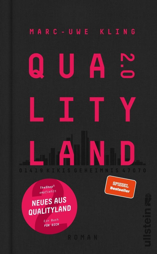 QualityLand 2.0 als Buch (gebunden)