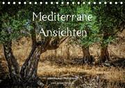 Mediterrane Ansichten 2021 (Tischkalender 2021 DIN A5 quer)