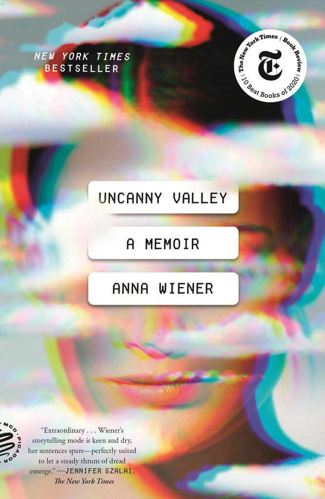 Uncanny Valley als Buch (kartoniert)