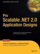 Pro Scalable .Net 2.0 Application Design