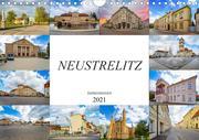 Neustrelitz Impressionen (Wandkalender 2021 DIN A4 quer)