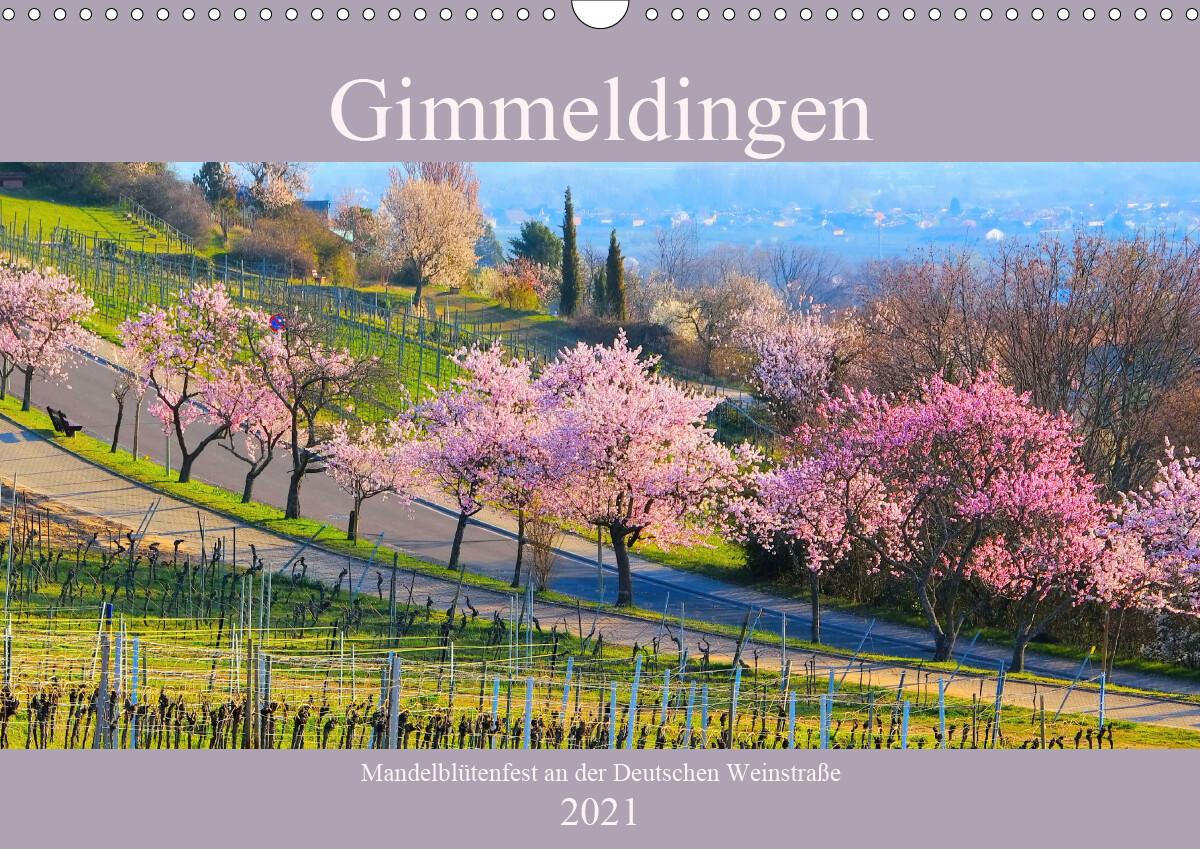 Mandelblüte Gimmeldingen 2021