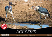 Ugly Five (Wandkalender 2021 DIN A4 quer)