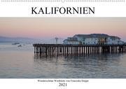 Kalifornien - wunderschöne Westküste (Wandkalender 2021 DIN A2 quer)