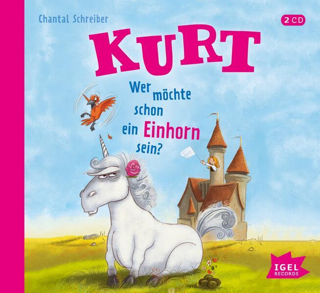 Kurt als Hörbuch CD