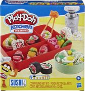 Hasbro E79155L0 - Play-Doh Kitchen Creations Sushi Knetset Knete