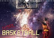 Basketball extrem (Wandkalender 2021 DIN A4 quer)