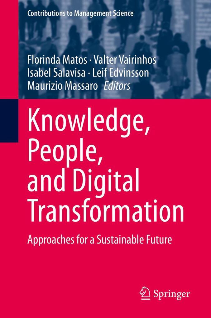 Knowledge, People, and Digital Transformation als eBook pdf