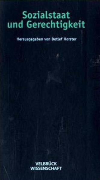 Sozialstaat und Gerechtigkeit als Buch von