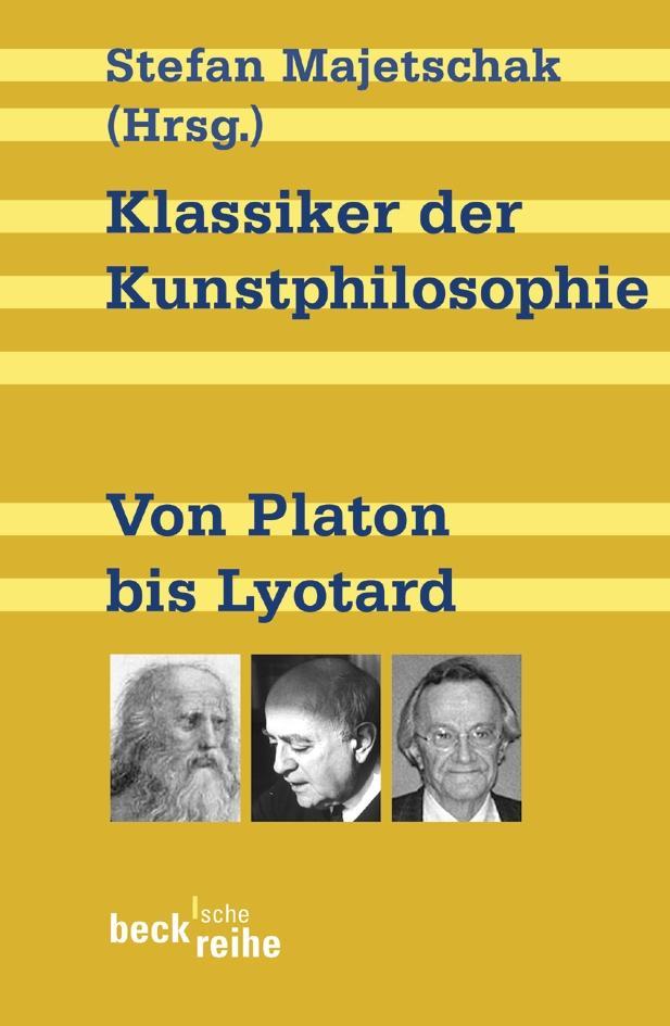 Klassiker der Kunstphilosophie als Buch