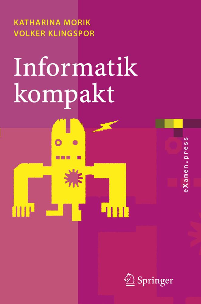 Informatik kompakt als Buch von Volker Klingspo...
