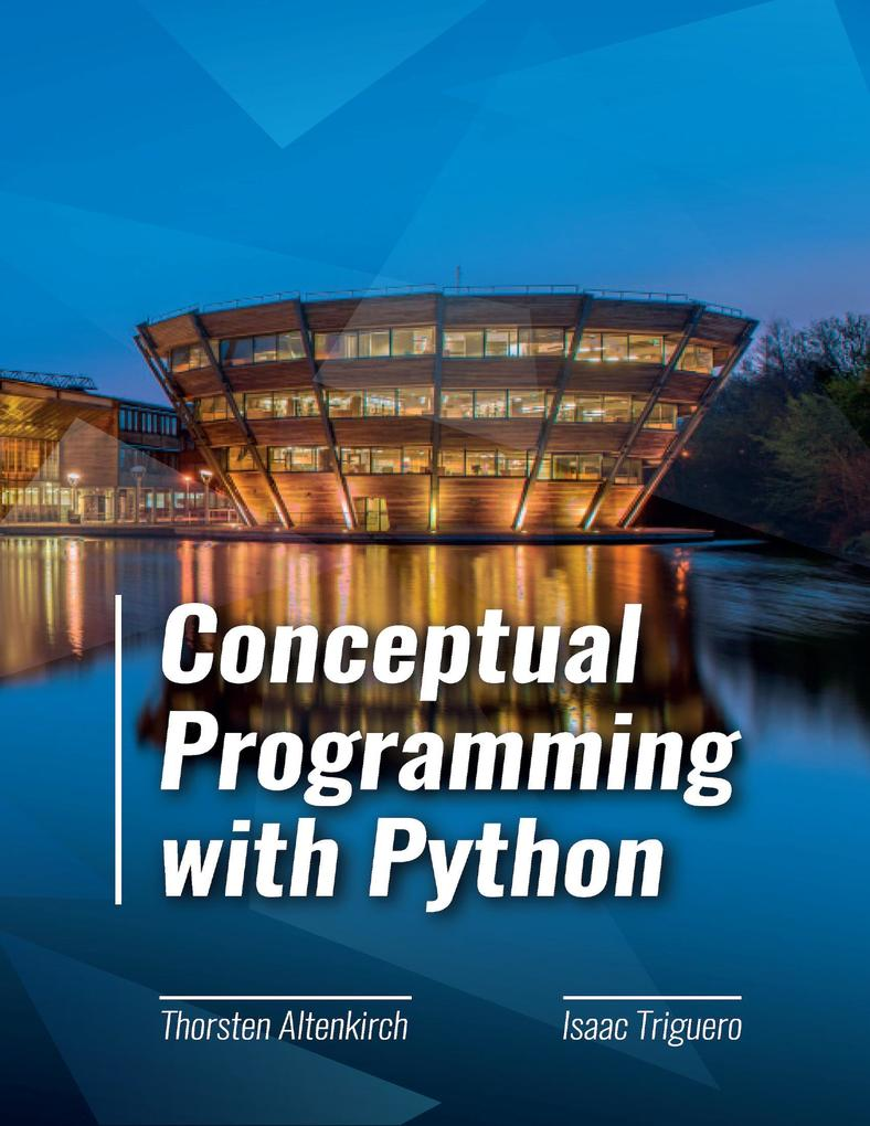 Conceptual Programming with Python als eBook epub