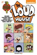 The Loud House 3-In-1 #4: Ultimate Hangout, the Many Faces of Lincoln Loud, and When I Grow Up