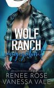 ungezähmt (Wolf Ranch, #1)