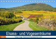Elsass- und Vogesenträume (Tischkalender 2021 DIN A5 quer)