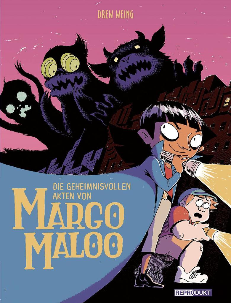 Die geheimnisvollen Akten von Margo Maloo als Buch (gebunden)