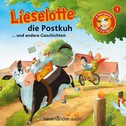 Lieselotte Filmhörspiele, Folge 1: Lieselotte die Postkuh (Vier Hörspiele)