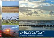DARSS-ZINGST Halbinsel in Mecklenburg Vorpommern (Wandkalender 2021 DIN A2 quer)