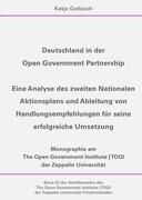 Deutschland in der Open Government Partnership