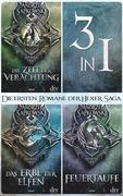 Die ersten drei Romane der Hexer-Saga