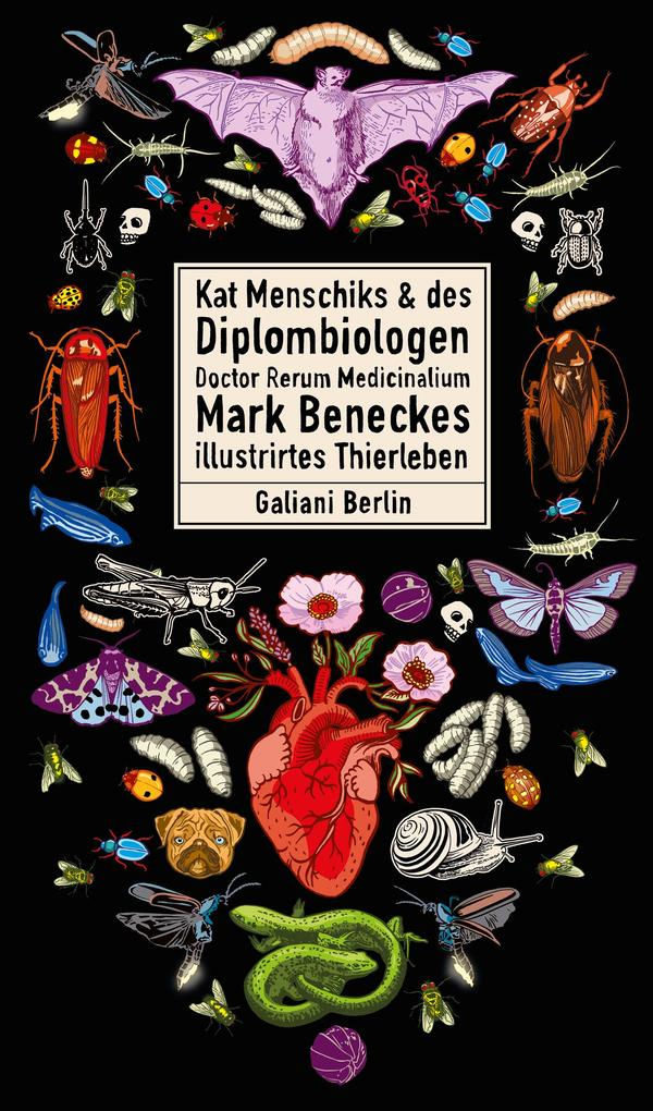 Kat Menschiks und des Diplom-Biologen Doctor Rerum Medicinalium Mark Beneckes Illustrirtes Thierleben als Buch (gebunden)