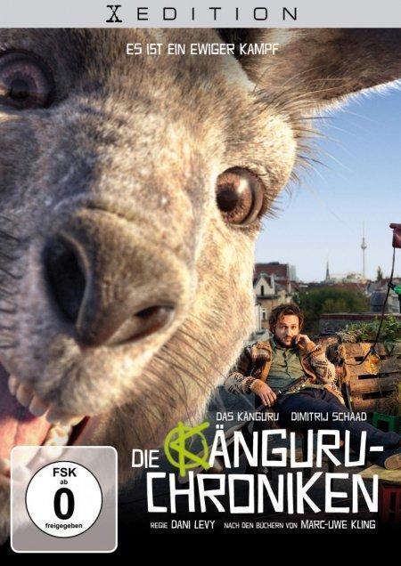Die Känguru-Chroniken als DVD