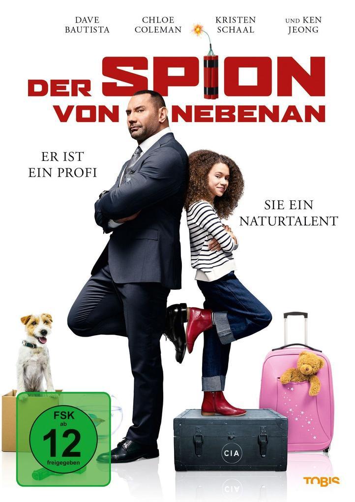 Der Spion von nebenan als DVD