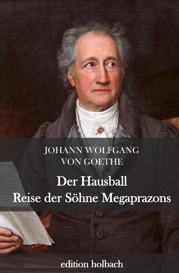 Der Hausball. Reise der Söhne Megaprazons als Buch (kartoniert)