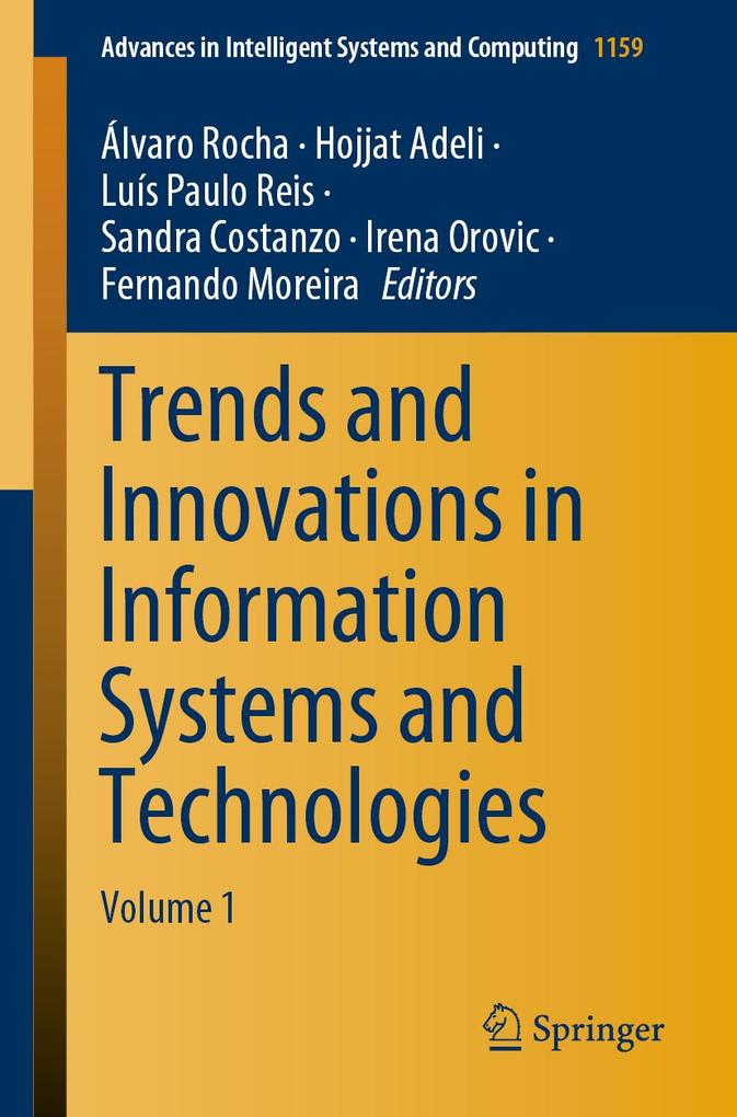 Trends and Innovations in Information Systems and Technologies als eBook pdf