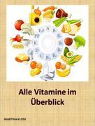 Was sind überhaupt Vitamine, welche gibt es und in welchen Lebensmitteln kommen sie vor? Wie hoch ist der Tagesbedarf?