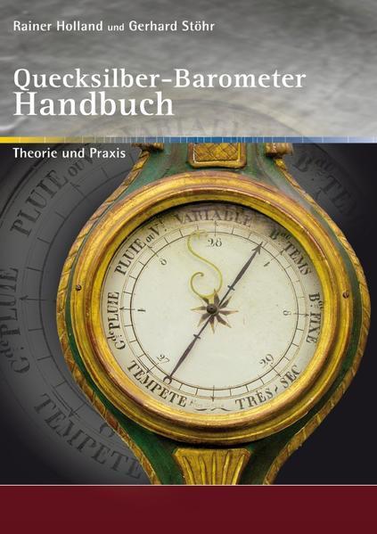 Quecksilber-Barometer Handbuch als Buch (kartoniert)