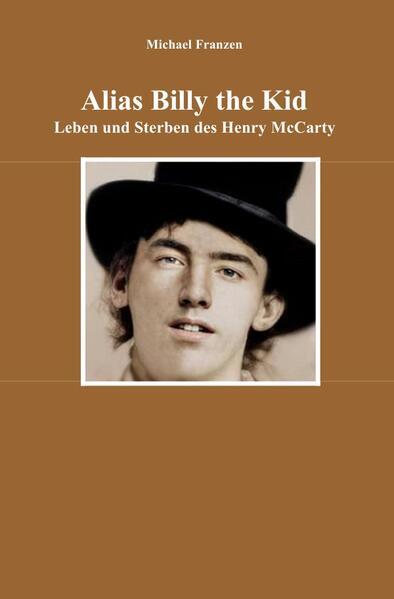 Alias Billy the Kid als Buch (kartoniert)
