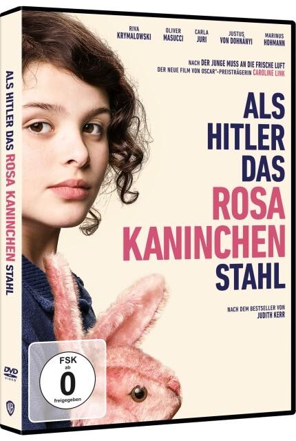 Als Hitler das rosa Kaninchen stahl als DVD