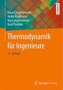 Thermodynamik für Ingenieure; .