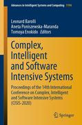 Complex, Intelligent and Software Intensive Systems